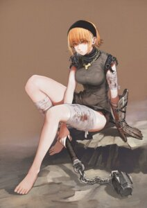 Rating: Safe Score: 24 Tags: armor bandages blood tagme weapon User: Radioactive