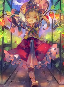 Rating: Safe Score: 13 Tags: cha_goma flandre_scarlet touhou wings User: charunetra