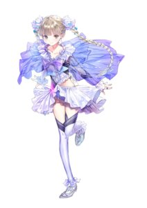 Rating: Safe Score: 64 Tags: blue_reflection gust_(company) kishida_mel pantsu shijou_yuzuki thighhighs User: saemonnokami