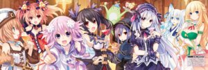 Rating: Safe Score: 119 Tags: alyn_(fairyfencer_f) blanc choujigen_game_neptune crossover effole_(fairyfencer_f) fairyfencer_f karin_(fairyfencer_f) neptune noire pippin_(fairyfencer_f) tiara_(fairyfencer_f) tsunako vert User: kayami