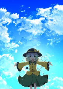 Rating: Safe Score: 16 Tags: aoi_(annbi) komeiji_koishi touhou User: Chris086
