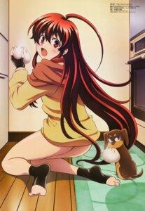Rating: Questionable Score: 23 Tags: kuro kurokami nishimura_hiroyuki nopan User: Aurelia