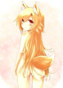 Rating: Questionable Score: 44 Tags: animal_ears kitsune naked naomi_(sekai_no_hate_no_kissaten) tail User: 椎名深夏