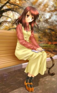 Rating: Safe Score: 11 Tags: kimizuka_aoi love_songs User: Davison
