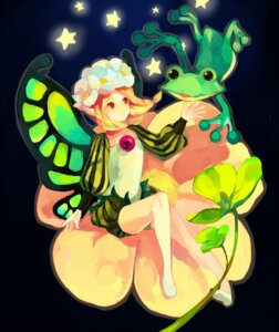 Rating: Safe Score: 8 Tags: kawwa mercedes odin_sphere wings User: charunetra