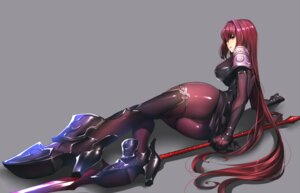 Rating: Questionable Score: 71 Tags: armor ass bodysuit erect_nipples fate/grand_order rahato scathach_(fate/grand_order) weapon User: Nepcoheart