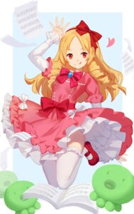 Rating: Safe Score: 37 Tags: dress eromanga-sensei pointy_ears sannye thighhighs yamada_elf User: Mr_GT