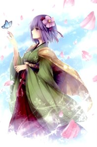 Rating: Safe Score: 20 Tags: hagiwara_rin hieda_no_akyuu japanese_clothes touhou vita_(circle) User: Radioactive