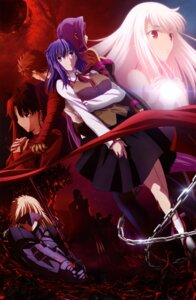 Rating: Safe Score: 40 Tags: armor assassin_(fsn) berserker blood emiya_shirou fate/stay_night fate/stay_night_heaven's_feel illyasviel_von_einzbern kotomine_kirei matou_sakura matou_zouken rider saber saber_alter seifuku sword tentacles toosaka_rin User: drop