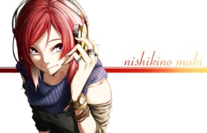 Rating: Safe Score: 17 Tags: headphones love_live! nishikino_maki vice_(kuronekohadokoheiku) User: Radioactive