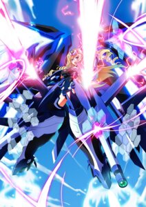 Rating: Questionable Score: 24 Tags: cecilia_alcott infinite_stratos inoue_takumi_(doubt) mecha mecha_musume User: Radioactive