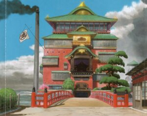Rating: Safe Score: 9 Tags: landscape sen_to_chihiro_no_kamikakushi User: Radioactive