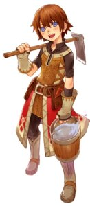 Rating: Safe Score: 8 Tags: harvest_moon iwasaki_minako male raguna_(rune_factory) rune_factory User: Radioactive