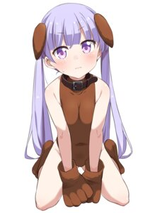 Rating: Safe Score: 22 Tags: animal_ears inumimi leotard moso new_game! suzukaze_aoba User: nphuongsun93