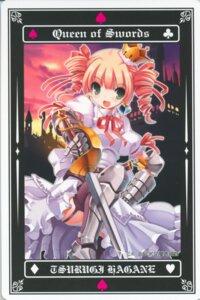 Rating: Safe Score: 11 Tags: armor sword tarot tsurugi_hagane User: Radioactive