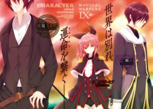 Rating: Questionable Score: 6 Tags: luna_lia mahou_sensou possible_duplicate User: kiyoe