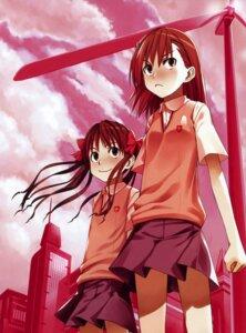 Rating: Safe Score: 11 Tags: fuyukawa_motoi misaka_mikoto seifuku shirai_kuroko to_aru_kagaku_no_railgun to_aru_majutsu_no_index User: Twinsenzw