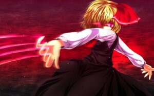 Rating: Safe Score: 9 Tags: nekominase rumia touhou wallpaper User: Konngara