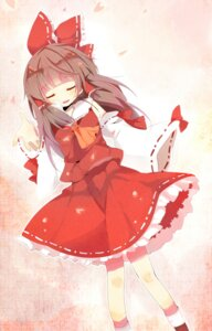 Rating: Safe Score: 9 Tags: hakurei_reimu routan touhou User: Radioactive