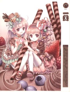 Rating: Safe Score: 16 Tags: kazumi lolita_fashion thighhighs User: blooregardo