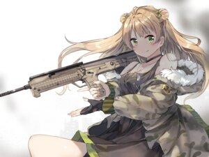 Rating: Safe Score: 13 Tags: cleavage dress girls_frontline gun rfb_(girls_frontline) soranagi User: Spidey