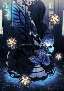 Rating: Safe Score: 17 Tags: dress gothic_lolita lolita_fashion moe_(hamhamham) wings User: KazukiNanako