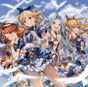 Rating: Safe Score: 65 Tags: djeeta_(granblue_fantasy) granblue_fantasy lyria_(granblue_fantasy) mary_(granblue_fantasy) minaba_hideo vila_(granblue_fantasy) User: shineri