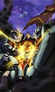 Rating: Safe Score: 1 Tags: gun gundam gundam_x mecha sword weapon User: drop