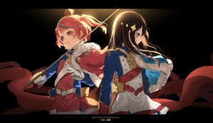 Rating: Safe Score: 29 Tags: aijou_karen hk_(artist) kagura_hikari shoujo_kageki_revue_starlight sword uniform User: saemonnokami