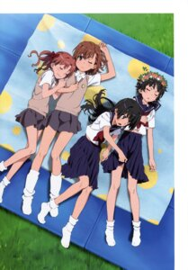 Rating: Safe Score: 17 Tags: misaka_mikoto saten_ruiko seifuku shirai_kuroko to_aru_kagaku_no_railgun to_aru_kagaku_no_railgun_s to_aru_majutsu_no_index uiharu_kazari User: Twinsenzw