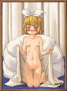 Rating: Questionable Score: 54 Tags: bandaid kagamine_rin kitsunerider loli maebari naked pasties vocaloid User: Mr_GT