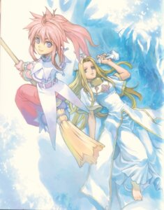 Rating: Safe Score: 3 Tags: arche_klein inomata_mutsumi mint_adnade tales_of tales_of_phantasia User: Radioactive