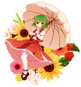 Rating: Safe Score: 5 Tags: cha_(hortensia) kazami_yuuka touhou User: konstargirl