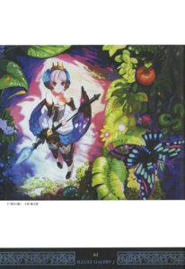 Rating: Safe Score: 9 Tags: cleavage dress gwendolyn odin_sphere oonishi_kentarou screening thighhighs User: majoria