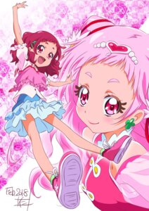 Rating: Safe Score: 18 Tags: hugtto!_precure nii_manabu nono_hana pretty_cure User: saemonnokami