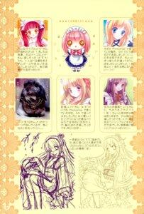 Rating: Safe Score: 3 Tags: chibi maid miyu_(tenshi_no_tsubasa) sketch tenshi_no_tsubasa User: Radioactive