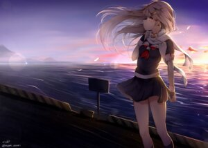 Rating: Safe Score: 48 Tags: kantai_collection nyum seifuku yuudachi_(kancolle) User: AltY