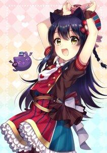Rating: Safe Score: 9 Tags: animal_ears dress harvestmoon ichiren_namiro nekomimi nekone_suzu valentine User: charunetra