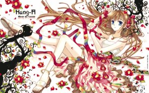 Rating: Safe Score: 10 Tags: dream_fantasy dress ok_sae-rom wallpaper User: yumichi-sama