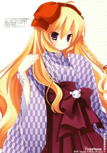 Rating: Safe Score: 19 Tags: ichigosize japanese_clothes natsume_eri User: Kalafina