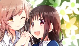 Rating: Safe Score: 27 Tags: futari_beya seifuku yukinokoe yuri User: Radioactive