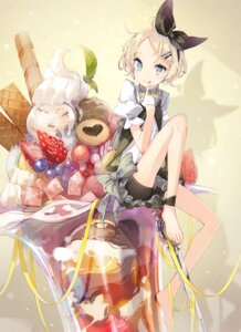 Rating: Safe Score: 35 Tags: bike_shorts kagamine_rin mizuya vocaloid User: Mr_GT