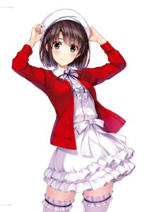 Rating: Questionable Score: 26 Tags: misaki_kurehito possible_duplicate saenai_heroine_no_sodatekata User: Twinsenzw