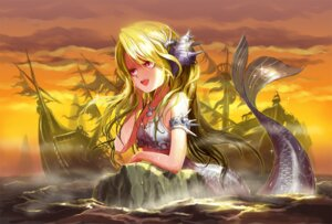 Rating: Safe Score: 22 Tags: mermaid takarl_ume User: blooregardo