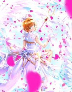 Rating: Safe Score: 15 Tags: card_captor_sakura dress kinomoto_sakura swordsouls weapon User: Mr_GT