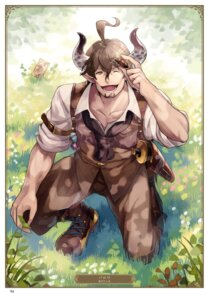 Rating: Safe Score: 3 Tags: granblue_fantasy horns male pointy_ears tagme User: Twinsenzw