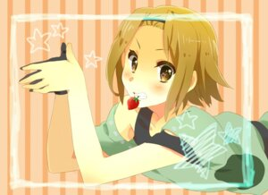 Rating: Safe Score: 9 Tags: karuha k-on! tainaka_ritsu User: Radioactive