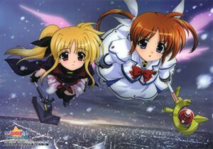 Rating: Safe Score: 14 Tags: fate_testarossa kinako_hiro mahou_shoujo_lyrical_nanoha mahou_shoujo_lyrical_nanoha_a's takamachi_nanoha User: Aurelia