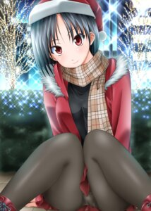 Rating: Questionable Score: 34 Tags: christmas pantsu pantyhose sumeragi_tomo User: 椎名深夏