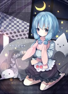 Rating: Safe Score: 31 Tags: hatsune_miku tsukimi_(xiaohuasan) vocaloid User: Zenex